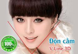 Độn cằm V Line 3D Hàn Quốc