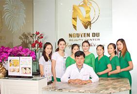 Độn cằm Nguyễn Du