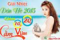 Tưng bừng chào đón hè 2015 V-line rạng ngời